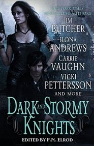 Dark and Stormy Knights -- With Dark Lady,  a Vampire Files story
