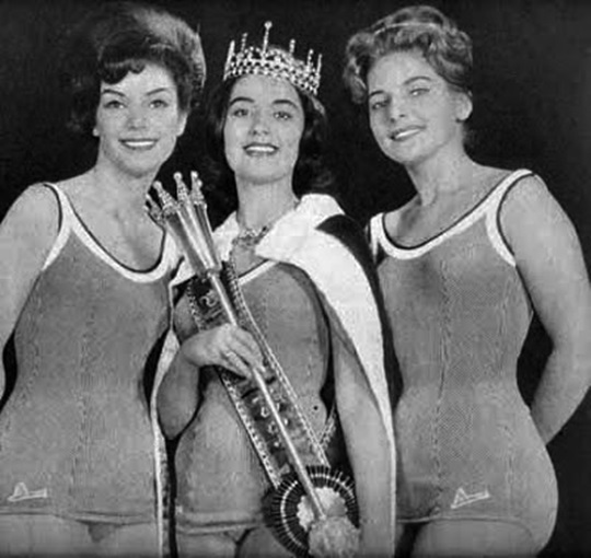 1961 - Top Tres Miss Universo Brasil