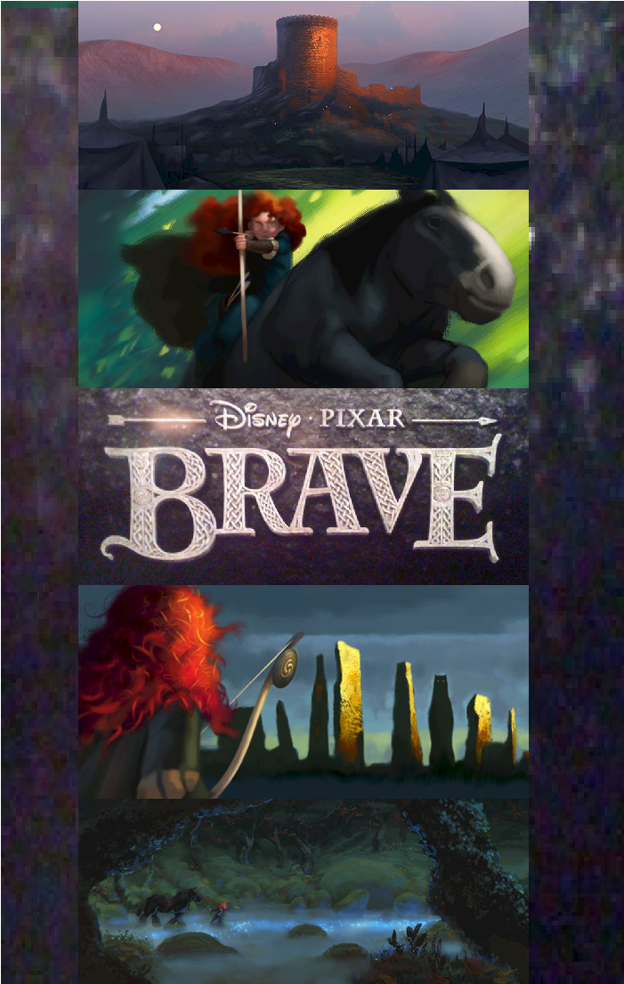 pixar brave. return to Pixar tradition,