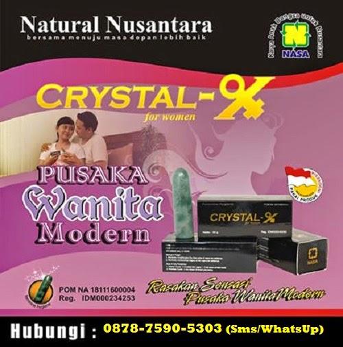 Ciri-Ciri Crystal X Asli NASA, Crystal X, Crystal X Asli, Crystal X, Jual Crystal X Asli NASA