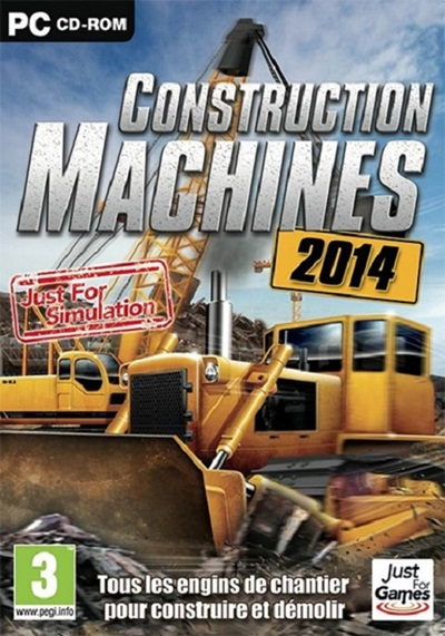 Construction Machines 2014 PC Full