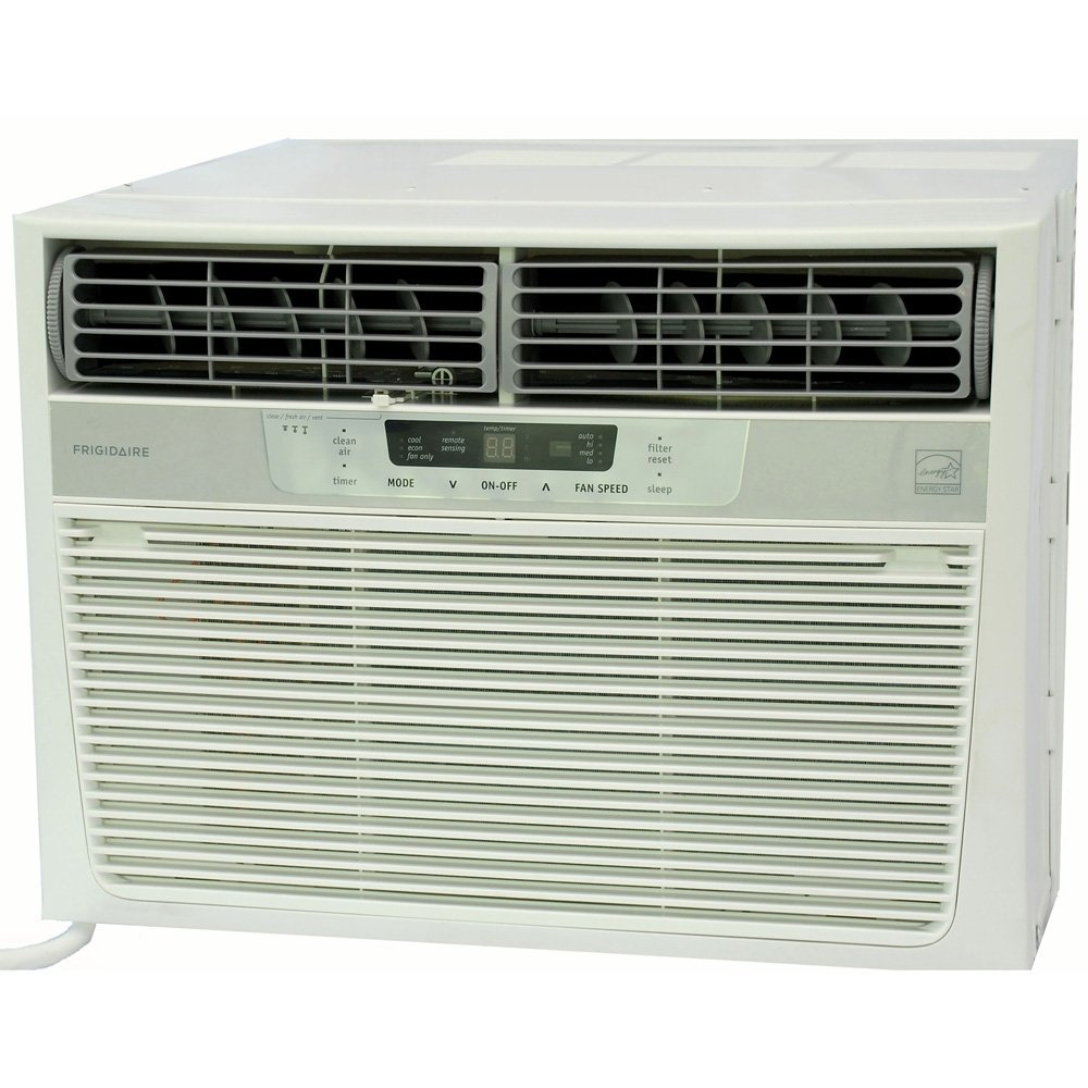 frigidaire fra126ct1 12 000 btu window air conditioner w For12 000 Btu Window Air Conditioner