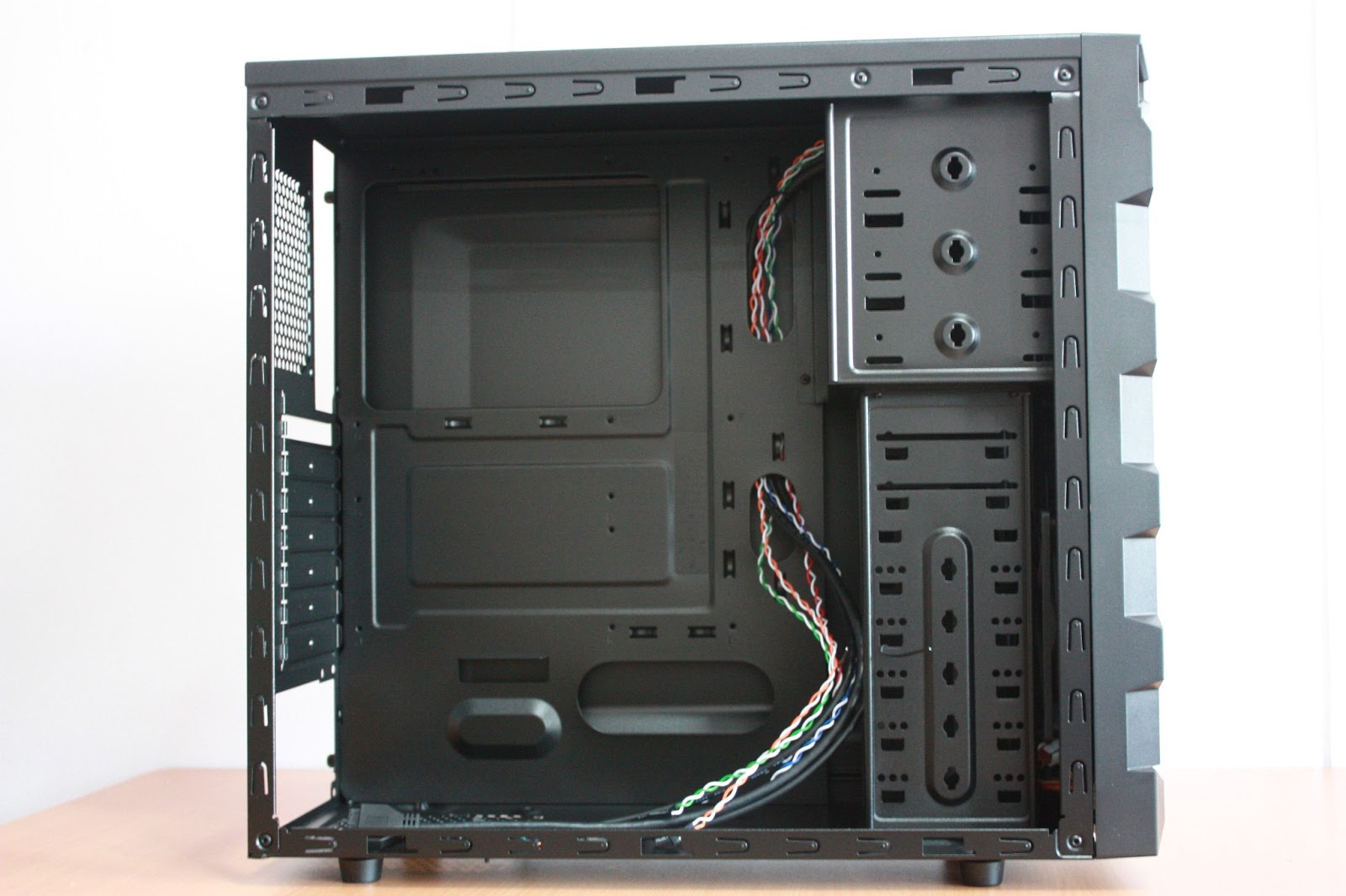 Cooler Master K280 Case Review Gaming Chassis Made For