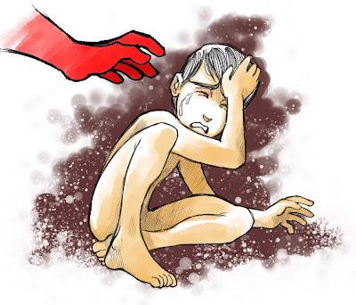 Abusos Sexuales En La Infancia on Dibujos De Corazon Es Para Colorear