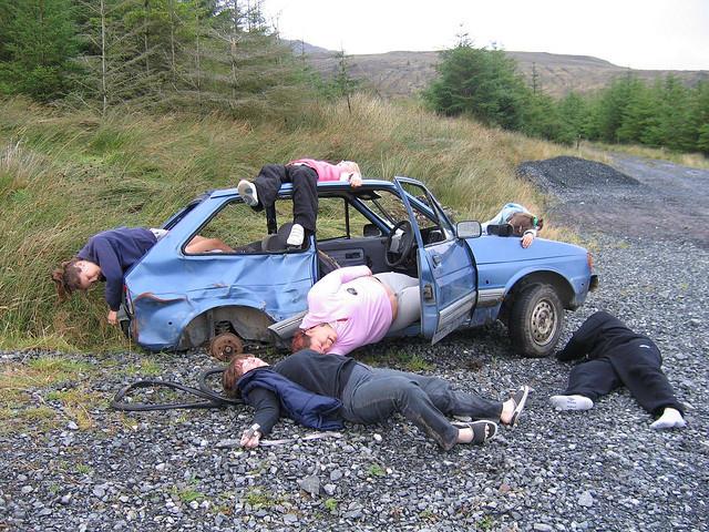 Drunk Teens Worst 110
