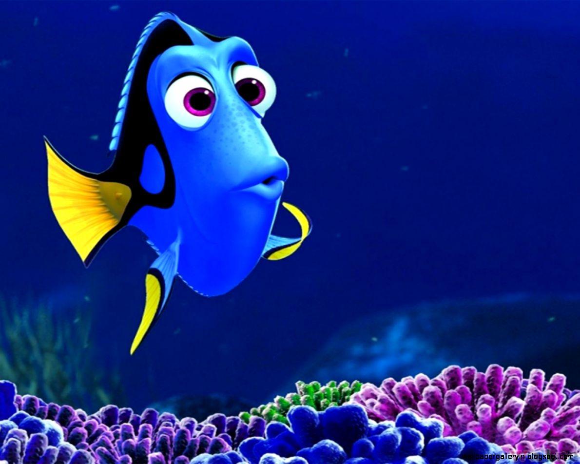 Dory Finding Nemo