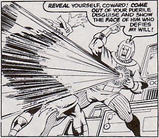 Kang vs Rama-Tut, Avengers Giant-Size #2