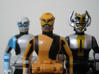 Go-Busters Ranger Key Set 02 Super Sentai Bandai