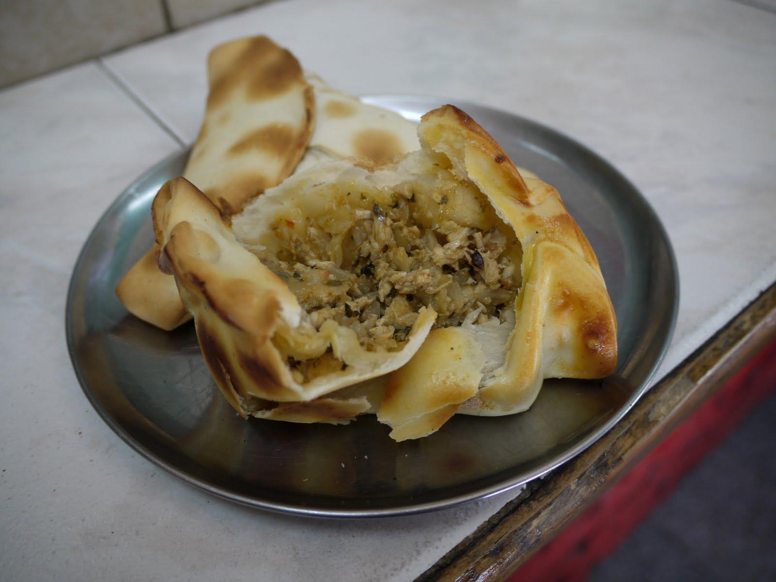 ... Buenos Aires,Argentina: Empanadas Porteñas, Get 'em While They're...