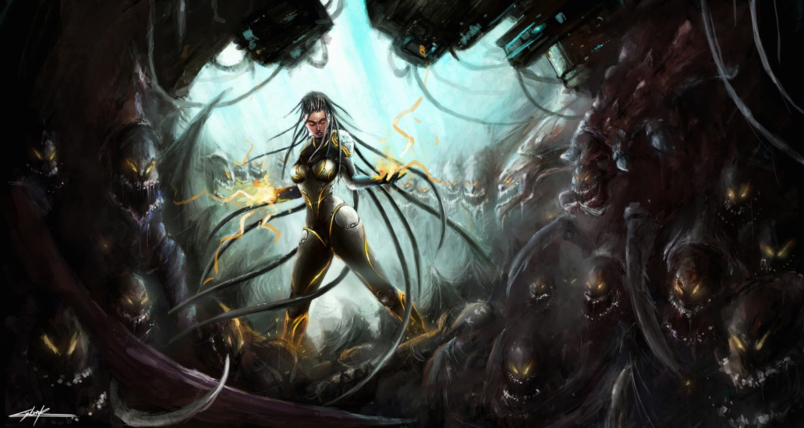 StarCraft II Heart of the Swarm Free Download PC Game Full ...