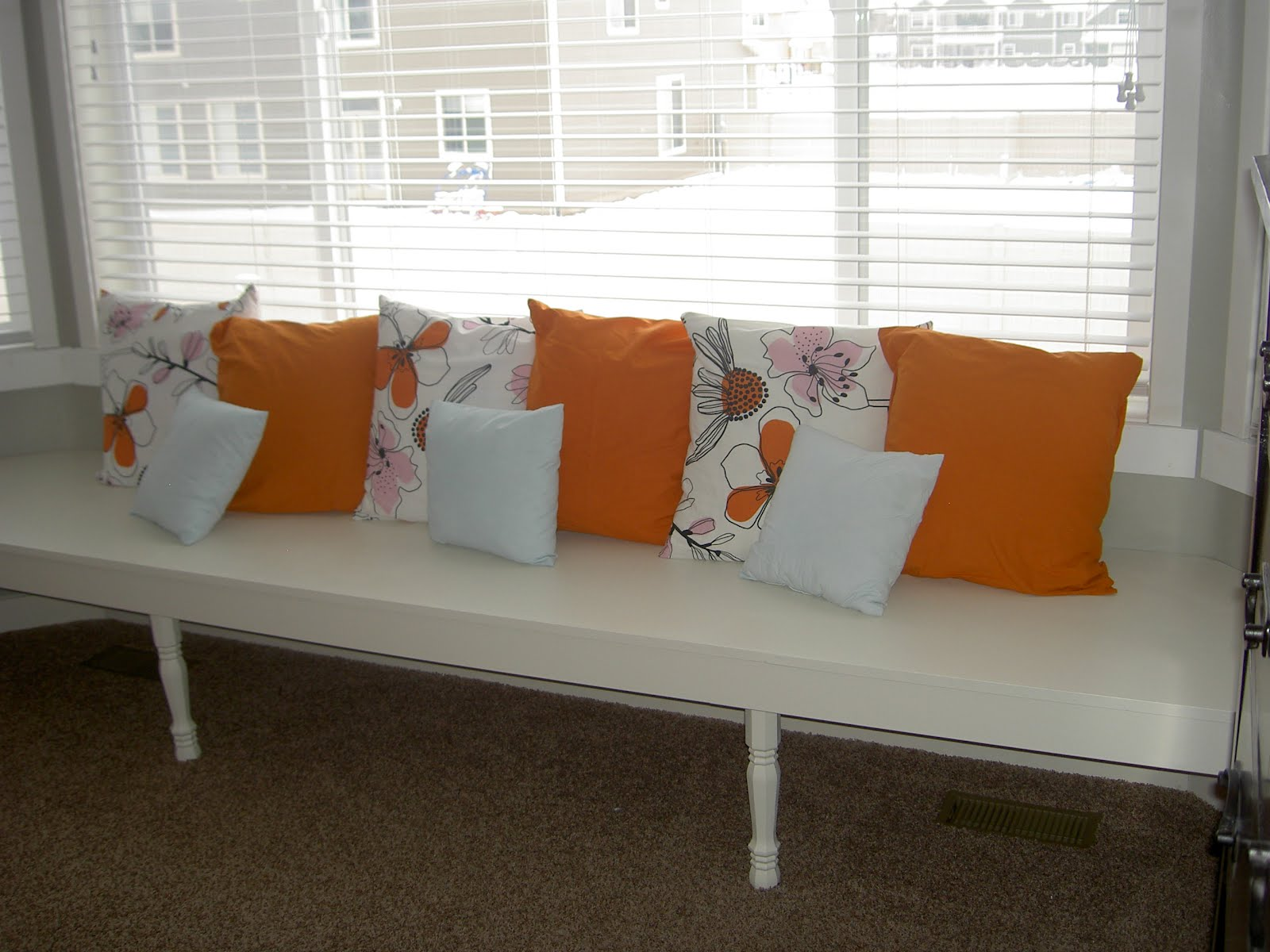 Seat 24 Design Photos On How To Make A Bay Window Bench Seat Cushion