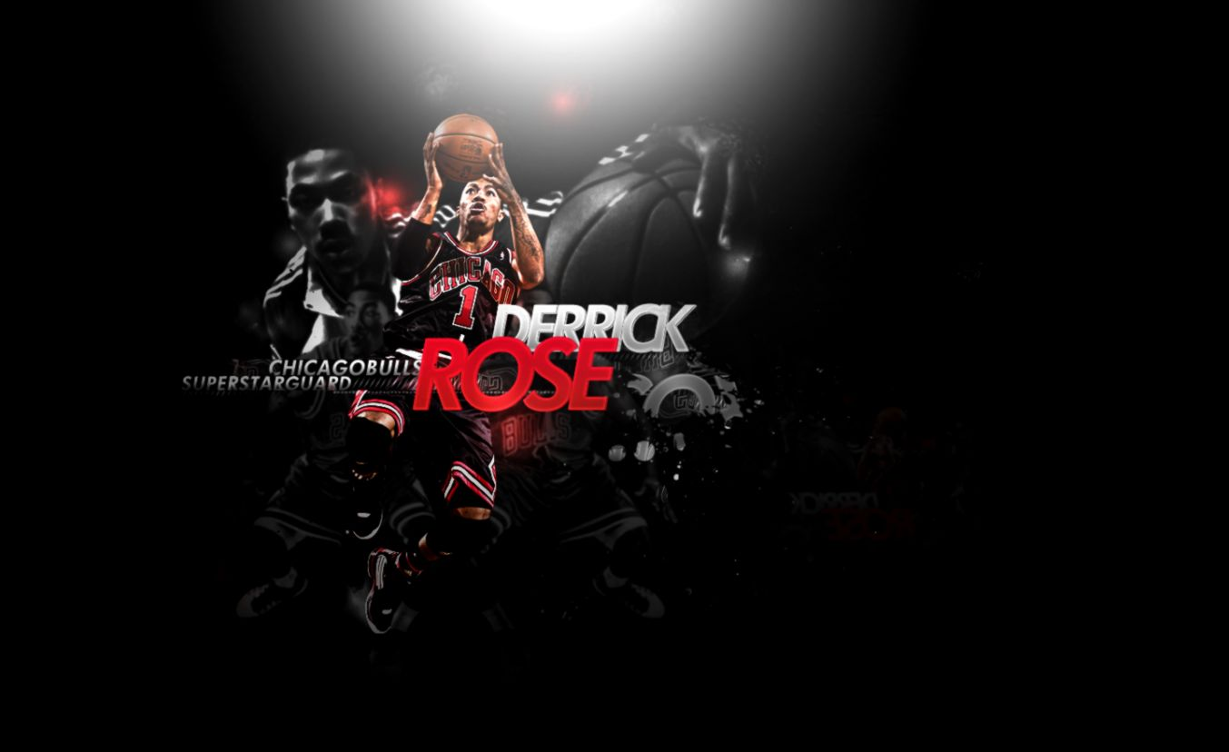 Derrick Rose Logo Wallpapers   Wallpaper Cave