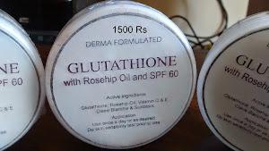 Glutathione Skin Whitening Cream