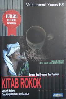 Kitab Rokok : Nikmat & Madharat