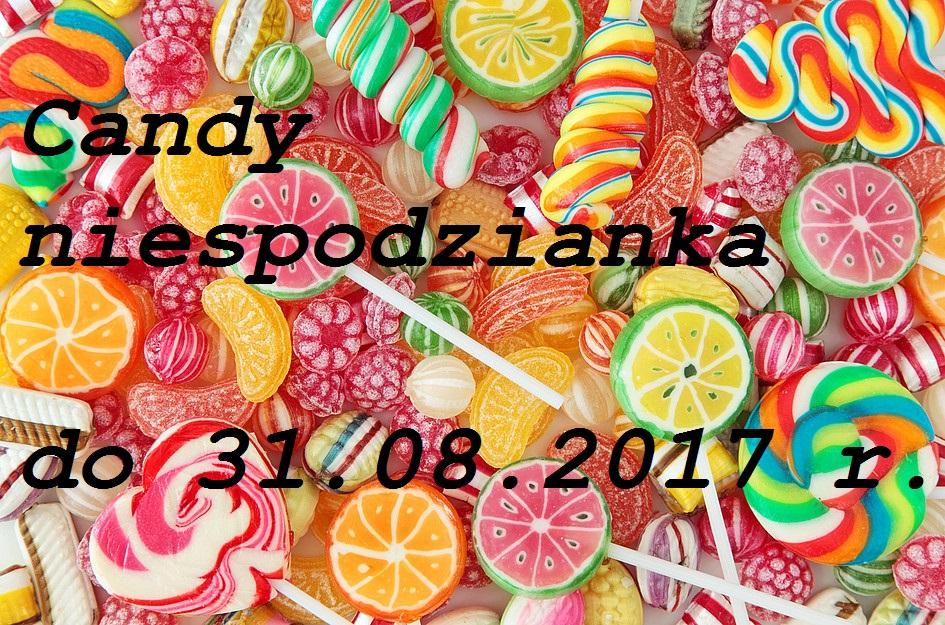 Candy niespodzianka do 31-08