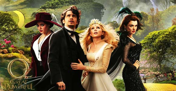 Oz The Great And Powerful (2013) Official Trailer