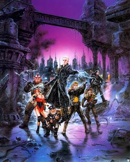 Tipico Grupo em Shadowrun