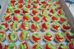 Mini Fruit Cheesetart