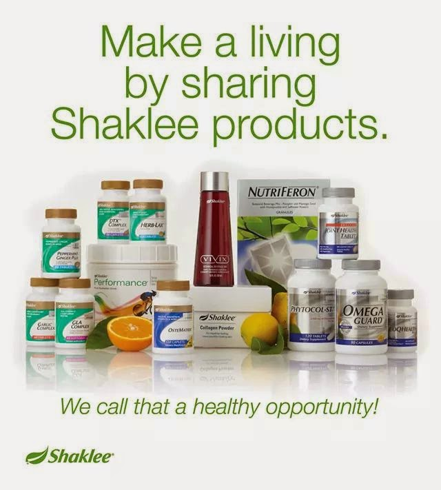 Become a Shaklee Member Malaysia