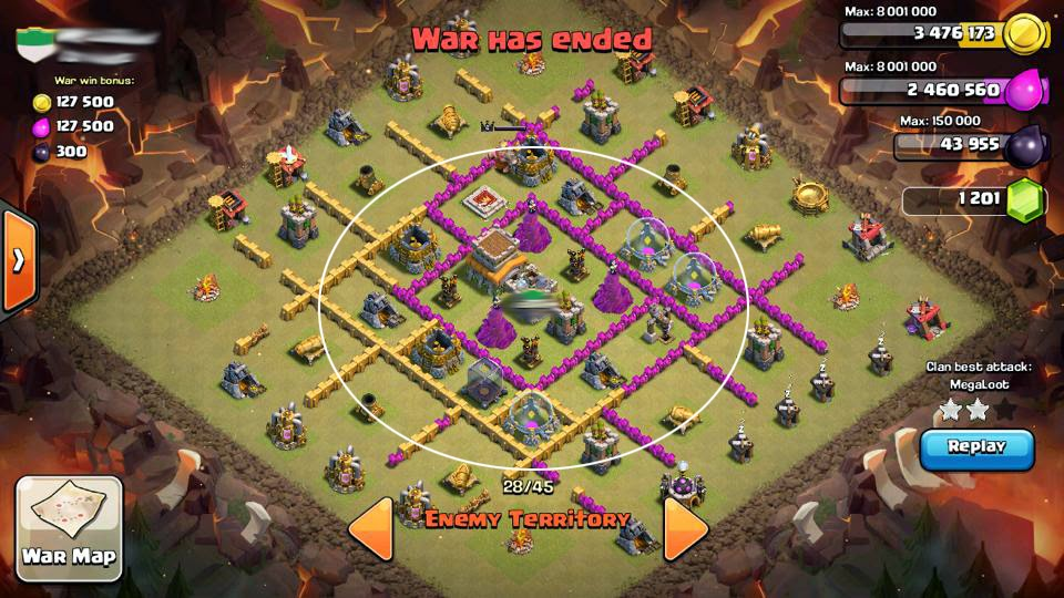 Coc best th8 war base search results web design