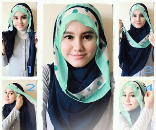 Hijab Modern Style 2013