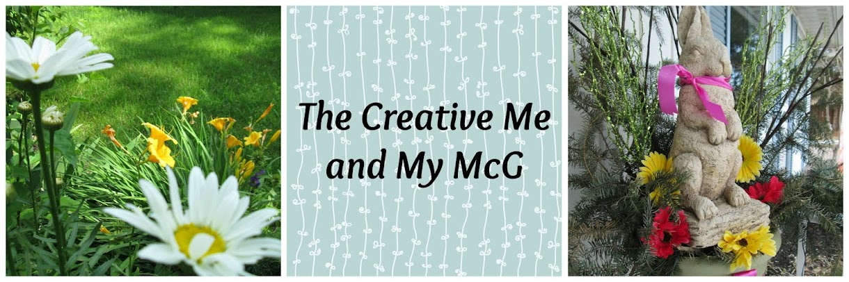 The Creative Me and My McG