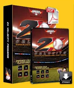 2X Velocity Program | Increase Throwing Velocity and 60 Yard Sprint for Position Players