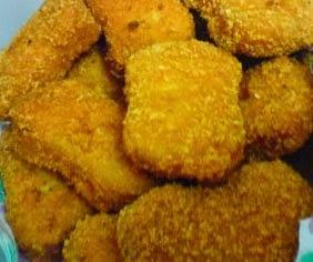 Cara membuat Nugget Ayam