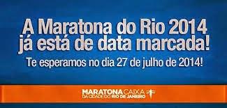 MARATONA DO RIO - 27/07