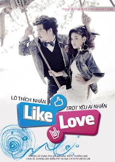 Thích Nhấn Like, Trót Yêu Nhấn Love - Chob Kod Like Chai Kod Love