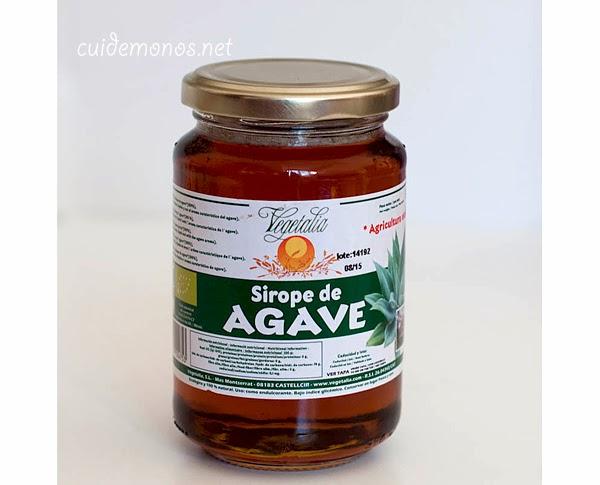 Sirope de agave Vegetalia
