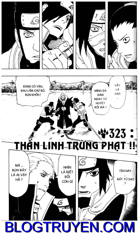 Naruto - Chapter 323 - Pic 2