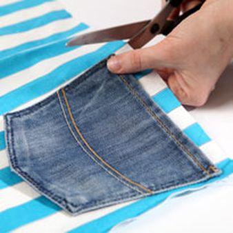 Сшить гамак своими руками из старых джинсов своими руками 40
