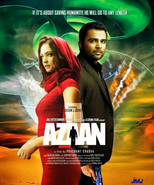 Azaan 2011 DVDRip tainies online oipeirates