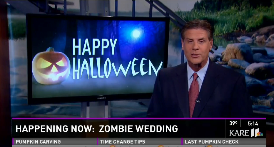 http://www.kare11.com/media/cinematic/video/18276839/minn-couple-throws-zombie-themed-wedding/