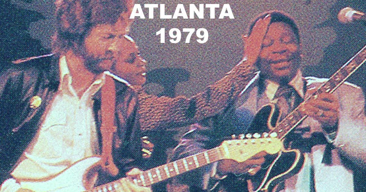 World of bootlegs bootleg b b king with eric clapton for 13th floor with diana