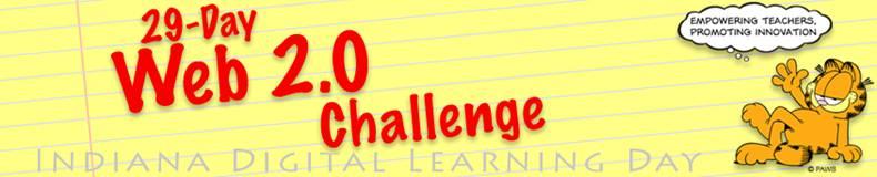 IDOE 29-Day Web 2.0 Challenge