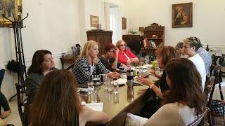 Επίσκεψη της Περιφερειάρχη Αττικής στο Άσυλο Ανιάτων και το Ίδρυμα Περιθάλψεως Χρονίως Πασχόντων