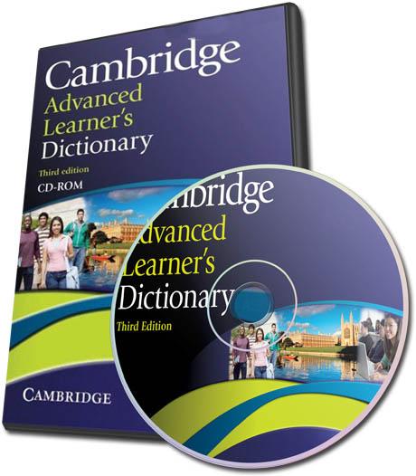 Cambridge Advanced Learner's Dictionary 4 Edition