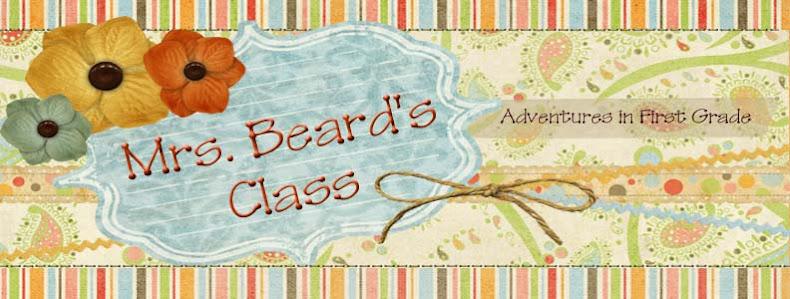 Mrs. Beard's Class