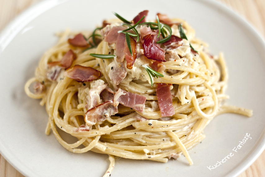 Spaghetti Carbonara Recipe — Dishmaps