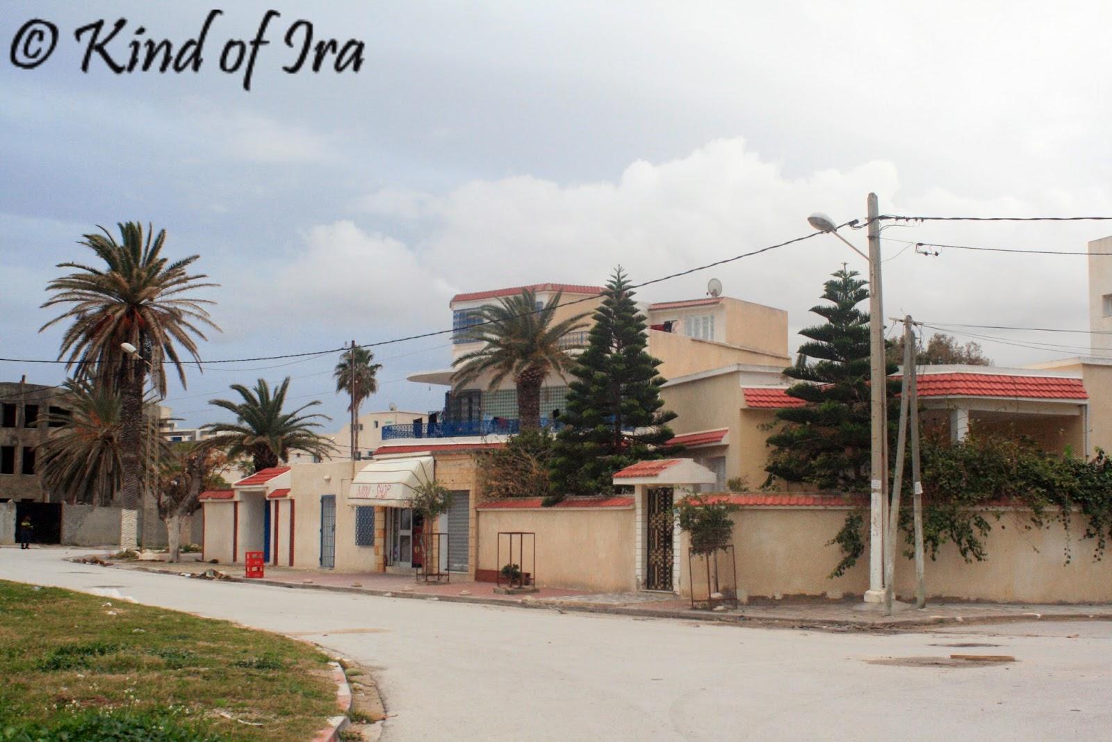 cum e iarna in Tunisia