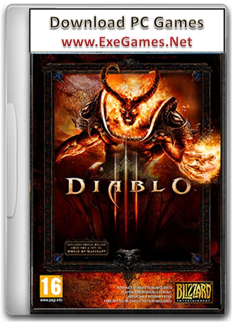 Diablo 3 Free Download PC Game Full Version