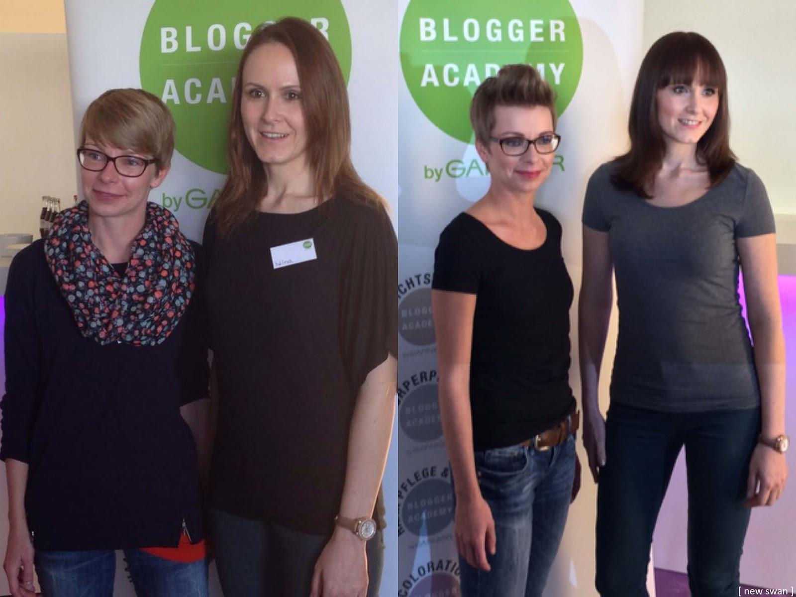 """Schulungsevent """"Coloration"""" der Garnier Blogger Academy"""