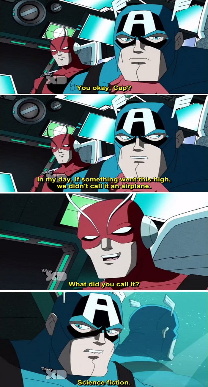The Avengers Earths Mightiest Heroes Quote-6