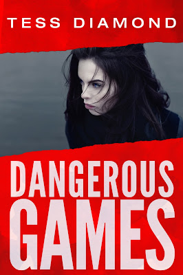 EXCERPT, GIVEAWAY, Dangerous Games by Tess Diamond, Bea's Book Nook