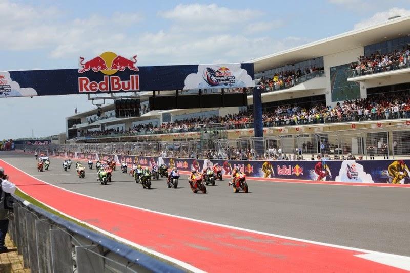 Hasil MotoGP Austin Amerika 2015
