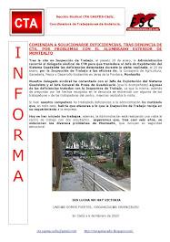 COMIENZAN A SOLUCIONARSE DEFICIDENCIAS, TRAS DENUNCIA DE CTA, POR PROBLEMAS CON EL ALUMBRADO EXTERI