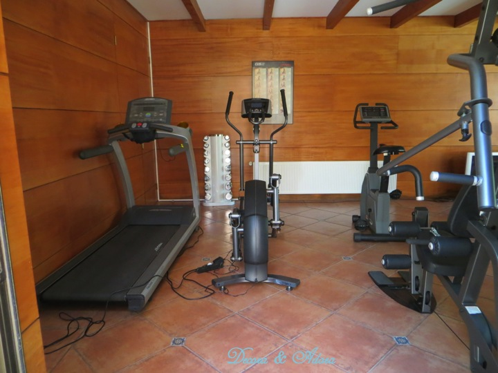 Decora y adora gimnasio de mi casa my home gym - Maquinas para gimnasio en casa ...