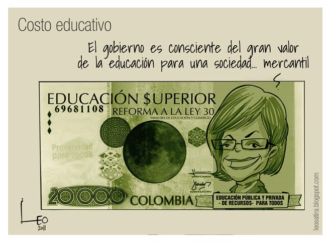 El Costo Educativo